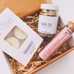 New Autumn product essentials! Sea and Clay. Tea Light Candles, Tea Lights, Sipping Tea, Bath Tea, Fruit Tea, Types Of Tea, Sodium Bicarbonate, Brewing Tea, Loose Leaf Tea