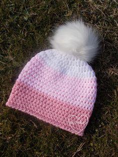 Háčkovaný kulich návod, pattern Hand Knitting, Shawl, Diy And Crafts, Winter Hats, Barbie, Crochet Hats, Handmade, Creativity, Life