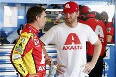 At-track photos: Sunday, Watkins Glen August 7... Jeff Gordon fills in for Dale Jr