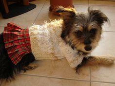 Lilly con la minigonna