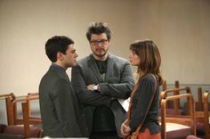 Anticipated Canadian Titles for TIFF (pictured: Xavier Dolan and Marilyn Castonguay on the set of 'Miraculum')