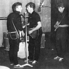 John Paul and George, 10 May 1960
