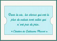 Citation de Guillaume Mussot