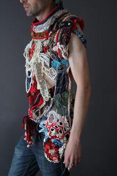 """My Diary """"Expiration d'un silence organique""""- Mona Luison- Cette sculpture évoquera la progression inévitable de l'adulte vers l'âge mûr."""