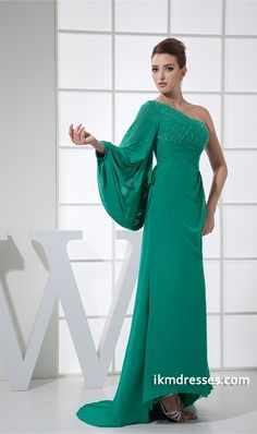 http://www.ikmdresses.com/Elegant-Sheath-Column-Long-Sleeves-One-Shoulder-Date-Dresses-p19736