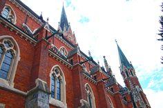 Herz-Jesu-Kirche Kirchen, Barcelona Cathedral, Building, Travel, Graz, Viajes, Buildings, Traveling, Trips