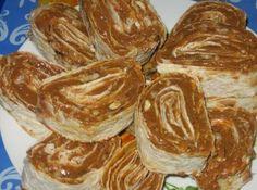 Шустрый повар.: Лавашные сладости
