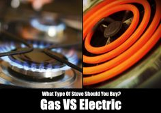 What type of stove should you buy? Here is a gas vs electric comparison guide to help you decide.