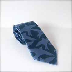 Silk Tie - designed by Autism mothers