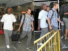 Tyrese and Paul #RememberTheBuster ❤Always