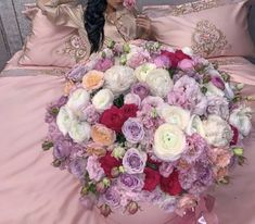 ღ sαℓσмé ∂єsєrτ ღ Luxury Flowers, Floral Wreath, Wreaths, Home Decor, Floral Crown, Decoration Home, Door Wreaths, Room Decor, Deco Mesh Wreaths