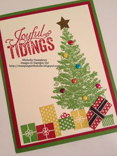 Stamping with Shelle: Special Season Tree - FTL260