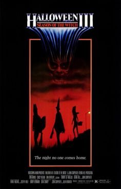 70's & 80's Horror Films: Halloween III: Season of the Witch (1982)