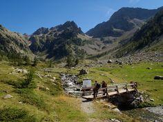 WOW: Escursionismo nel Parco delle Alpi Marittime in Provincia di Cuneo