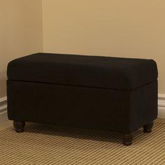 $119.69 Kinfine Fabric Storage Bench