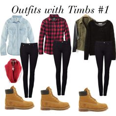Casual fall outfits with Timberlands Mode Timberland, Timberland Outfits Women, Timberland Boots Outfit, Timberland Fashion, Outfit With Timberlands, Timberland Heels, Timberlands Women, Tims Outfits, Blazer Outfits
