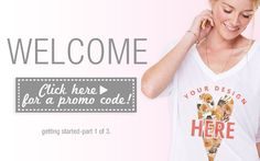 Welcome to Customized Girl - Customized Shirts and more