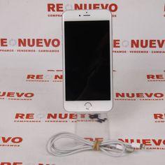 #Móvil #IPHONE 6 Plus #Libre E269770 de segunda mano | Tienda de Segunda Mano en Barcelona Re-Nuevo #segundamano