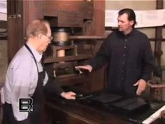 Crandall Historical Printing Museum:  A comedic tour.  [8.26-minute Video by Norway Films] (YouTube 16 August 2007)