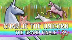 34 Best CHARLIE THE UNICORN Images On Pinterest