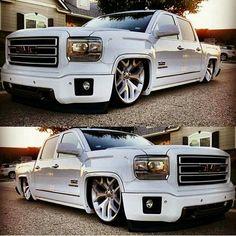 Bagged Trucks, Lowered Trucks, C10 Trucks, Chevy Pickup Trucks, Pick Up, Custom Pickup Trucks, Donk Cars, Dropped Trucks, Sport Truck