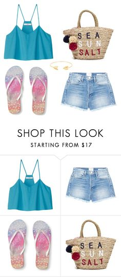 """""""Summer Vibes"""" by kw82 ❤ liked on Polyvore featuring TIBI, Frame, Aéropostale, Sundry and Lord & Taylor"""