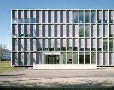 Immeuble de bureaux fiteco colboc franzen associés