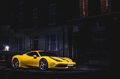 Ferrari 458 by Jonathan Pearce on 500px