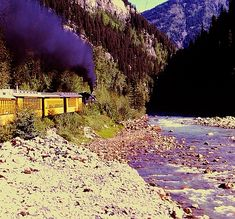 This historic train has been in continuous operation between Durango and Silverton since 1882, carrying passengers behind vintage steam locomotives and rolling stock indigenous to the line. It is a family-friendly ride sure to create memories that will last a lifetime while offering a view of Colorado's mountain splendor inaccessible by highway. Relive the sights and sounds of yesteryear for a spectacular journey on board the Durango & Silverton Narrow Gauge Railroad.
