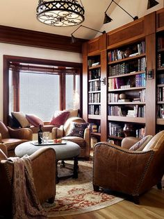 family library design - Google Search