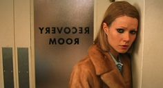 Margot Tenenbaum: A child genius from The Royal Tenenbaums family of child geniuses, Margot became an award-winning playwright in her youth but has since succumbed to ennui and secret smoking.