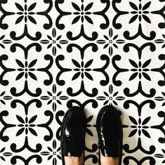 Home | Nicolette Tabram Stencils Stencil Fabric, Stencil Diy, Stencil Painting, Tile Stencils, Painted Floorboards, Painted Floors, Moroccan Stencil, Stenciled Floor, Patio Flooring