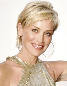 Bing : Short Haircuts For Women Over 50 Fine Hair