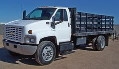 2005 Chevrolet 6500 Flatbed Truck For Sale In Phoenix