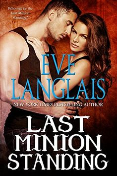 Free at posting Last Minion Standing: Dragon / Demon Paranormal Romance by Eve Langlais http://www.amazon.com/dp/B0195RL8NG/ref=cm_sw_r_pi_dp_I3y-wb03NQ3K8