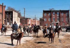 Fletcher St Urban Riding Club, Philadelphia, USA  Photograph: Martha Camarillo