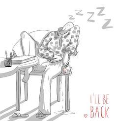 I'll be back... Eventually.