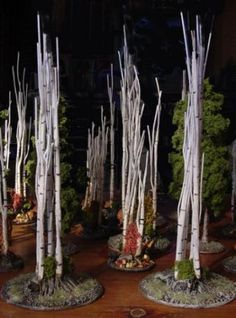 Image result for tree set design