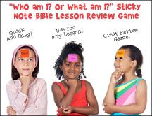 Games for Sunday School and Children's Ministry from www.daniellesplace.com