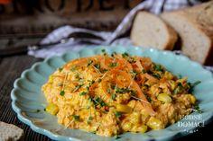 Mrkvový salát | Hodně domácí Hummus, Risotto, Ethnic Recipes, Food, Essen, Meals, Yemek, Eten