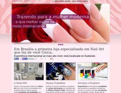 Milano Fashion Nails: Visual e Marketing OnLine