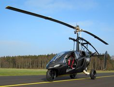 PAL-V ONE Personal Air and Land Vehicle