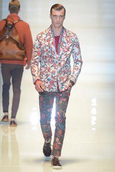 Gucci Men s RTW Spring 2014 - WWD.com Gucci Men ba51702e3d96