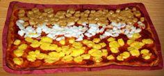 Ricetta Pizza tris (Pizze, focacce, pane e torte salate) [VeganHome]