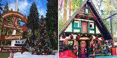 Skypark at Santa's Village - Christmas Amusement Park Reopens