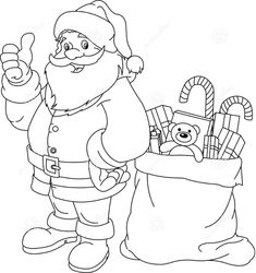 free printable santa claus coloring pages for kids ideas for the