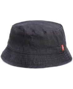 Levi's® Men's Reversible Bucket Hat | macys.com