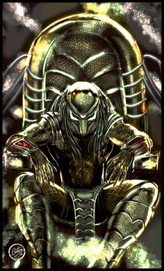 King Predator by cantas78.deviantart.com on @deviantART