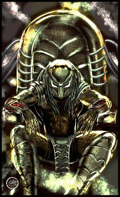 King Predator by cantas78.deviantart.com on @deviantART