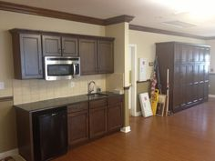 Avery does commercial renovations also such as this job at Pacifica Belleaire. Click on pin to see more.